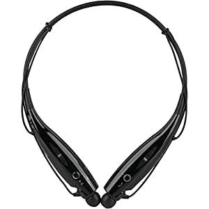 LG Electronics HBS-730.ACUSBKK Tone and Bluetooth Headset, Black