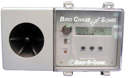Bird B Gone Bird Chase Super Sonic Bird Deterrent