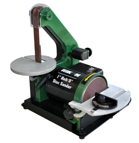 Rikon 50-150 Belt/Disc Sander, 1-Inch by 36-Inch