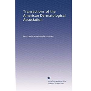 Transactions - AMERICAN ASSOCIATION of.