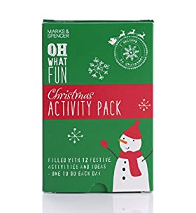 12 Days of Christmas Activity Game