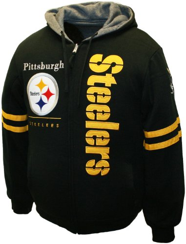 big sale 01769 4b379 Get NFL Men's Pittsburgh Steelers Dual Edge Reversible ...