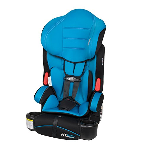 Baby Trend Hybrid Booster Car Seat, Blue Moon - 1
