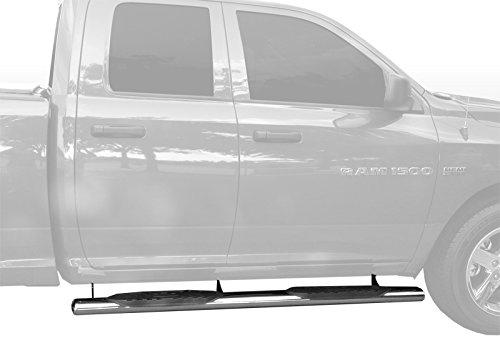 MaxMate Custom Fit 09-15 Ram 1500 Quad Cab Stainless Steel 5