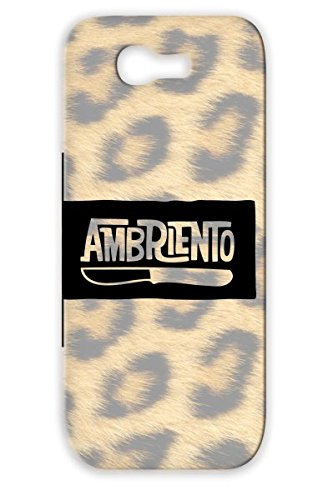 Ambriento Black Artist Ambiente Palette Art Design Art Italian Class Cutter Culture Illustration Knife For Sumsang Galaxy Note 2 Case Cover