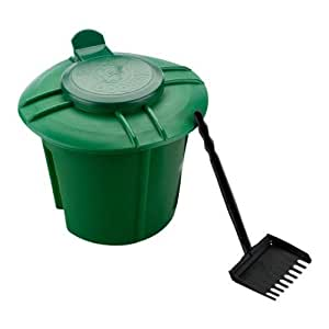Small Poop Bucket For Dog Waste