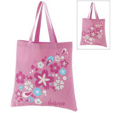 Sun-Activated Color Changing Tote Bag