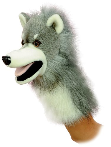 "10"" Wolfgang Puppet"