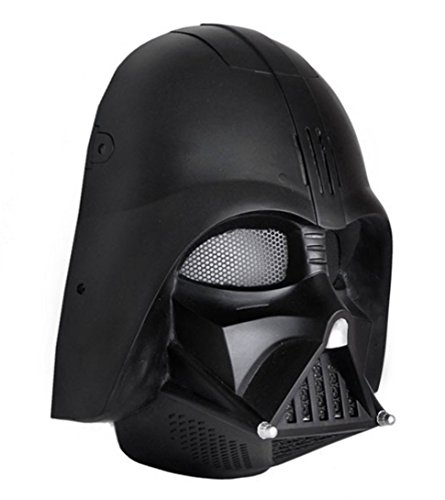 Gmask Star Wars Darth Vader Cosplay Airsoft Paintball Mask
