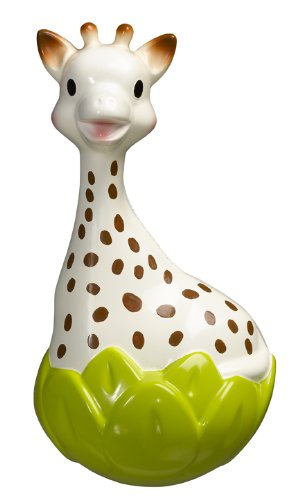 French Giraffe Toy front-592810
