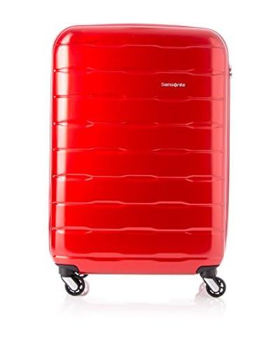 Samsonite Trolley rígido Spinner 69/25 Rojo