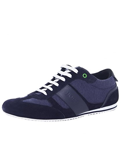 Hugo Boss Green Allenatori più leggeri Blu Scuro EU43 / UK9