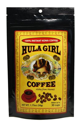 フラガール インスタント コーヒー (コナ100%)