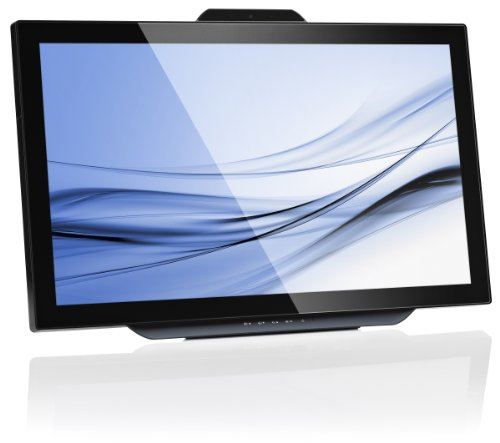 "Philips 231C5Tjkfu 23"" Ips Led 10Pt Touch Monitor With Hdmi, Dp, Mhl, Usb"