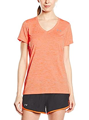 Under Armour Camiseta Técnica Techv Twist (Naranja)