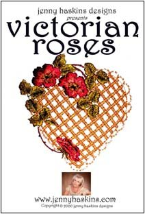 Victorian Roses Machine Embroidery Software By Jenny Haskins Designs front-683819