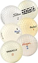 300 D Used Range Ball Hit Away Golf Balls Practice Shag