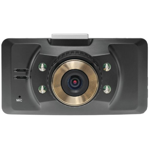 Cobra Electronics CDR 830 Drive HD Dash Cam with GPS
