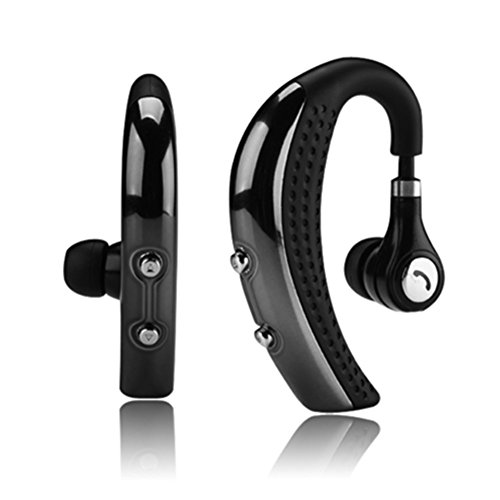 {Factory Direct Sale} Bluetooth Stereo Headset Earphone Earpiece Music Cell Phones For Iphone Samsung Universal Voice Guidance