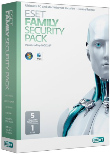 ESET Family Security Pack 5 Devices