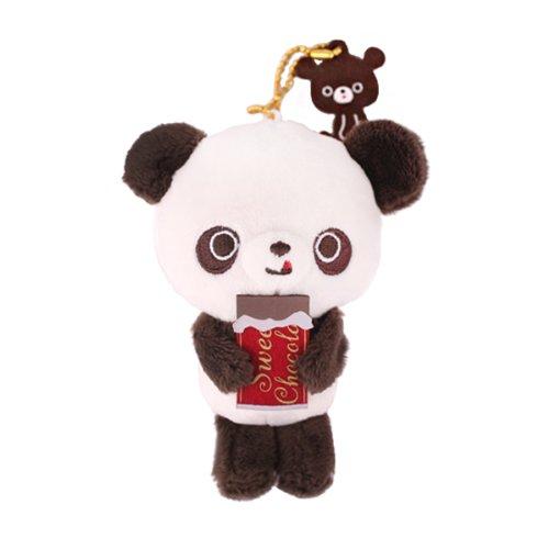 San-X Chocopa Felt Plush Doll Budge
