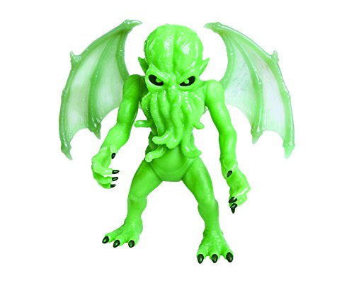 """Warpo Toys Legends of Cthulhu Glow-In-The-Dark 12"""" Limited Edition Figure"""