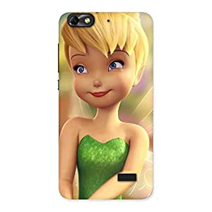 Special Tin Cure Girl Back Case Cover for Honor 4C