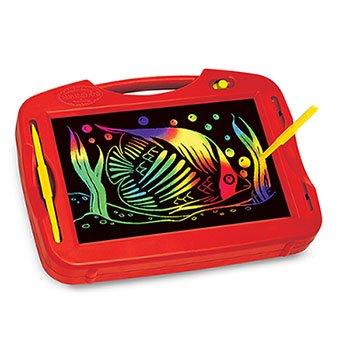Scratch Art Portable Light Box -- Case of 2