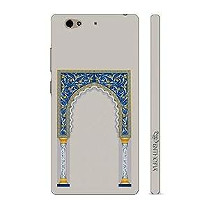 Enthopia Designer Hardshell Case Door To Heaven Back Cover for Gionee S6