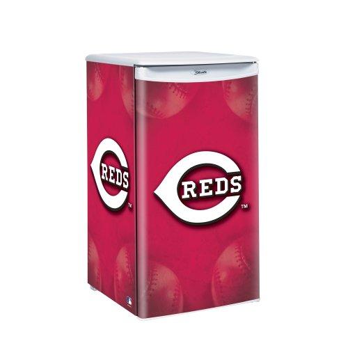 MLB Cincinnati Reds Counter Top Refrigerator