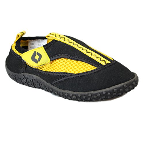aquaschuhe-fur-kinder-strandschuhe-badeschuhe-wassersportschuhe-viele-farben-33-schwarz-gelb