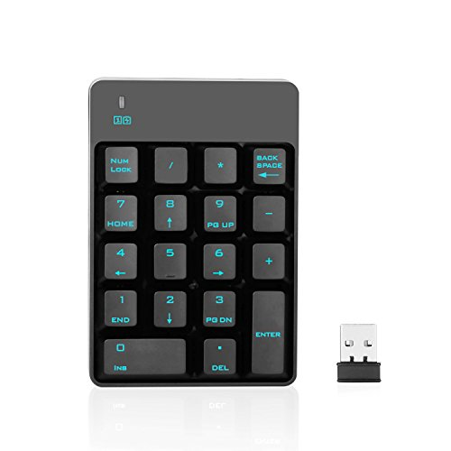 24G-Number-Pad-Jelly-Comb-18-Keys-Wireless-Silent-Numeric-Keypad-with-Mini-USB-Receiver-for-iMac-Macbook-Laptop-Notebook-Desktop-PC-Computer-Compatible-with-Windows-and-OS-X-System