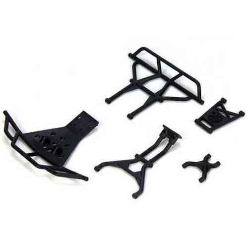 Front/Rear Bumper & Support Set: MSCT - 1