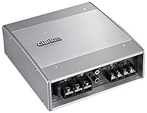 Clarion XC6210 350-Watt 2/1 Channel Power Class D Amplifier