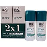 RoC KEOPS Deodorant Roll-On 40 ml DUO