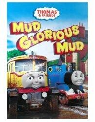 Thomas & Friends Wooden Railway - Mud Glorious Mud Dvd front-413742