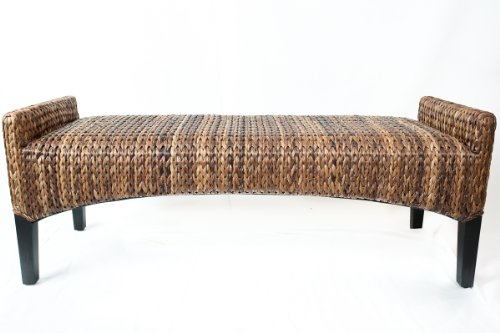 Picture Of Birdrock Home Seagrass Bench