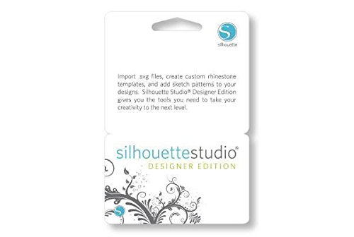 Silhouette Studio Designer Edition Software Upgrade