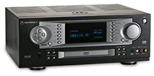 Motorola DCP501 All-In-One Home Theater Receiver