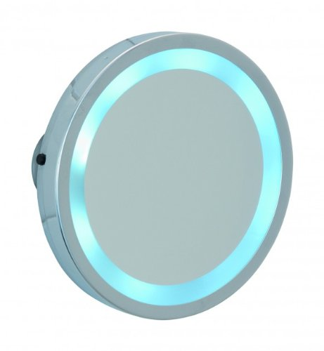 Wenko 11.5 cm 15 x 2.5 cm LED Wall Mounted Mirror Mosso