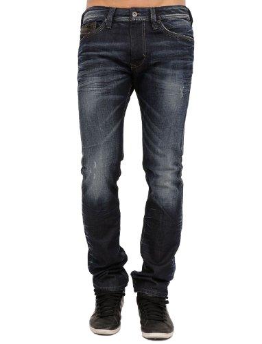 Diesel Thanaz 880f Skinny Blue Man Jeans Men - W31l32