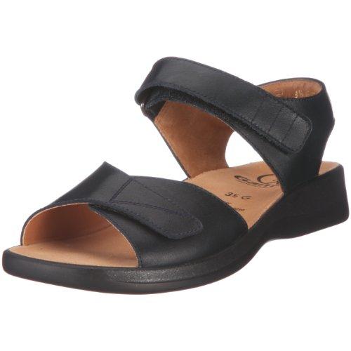 Ganter Monica, Weite G Fashion Sandals Womens Blue Blau/ocean Size: 40 2/3