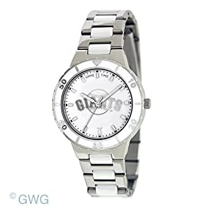 San Francisco Giants MLB Ladies Pro Pearl Series Watch by Game Time