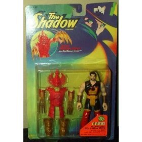 The Shadow Battle Shiwan Khan Action Figure with Red Demon Armor [Toy]