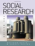 img - for Social Research: The Basics book / textbook / text book