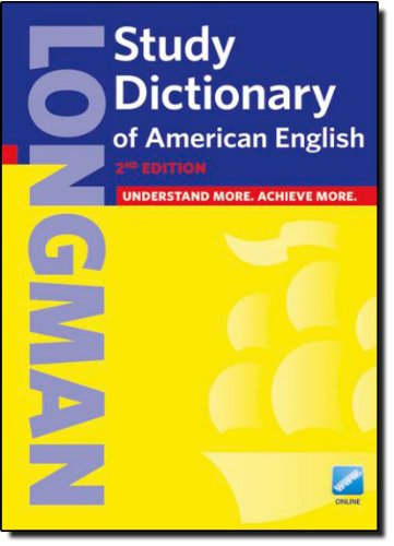 Longman, Study Dictionary of American English with Online...