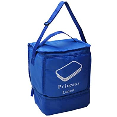 Insulated Waterproof Lunch Portable Bags,one Size,blue
