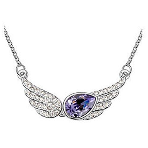 LadyHouse High Grade Austrial Crystal Angel Wings(C3)