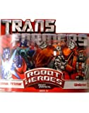 Transformers Robot Heroes Optimus Prime & Unicron