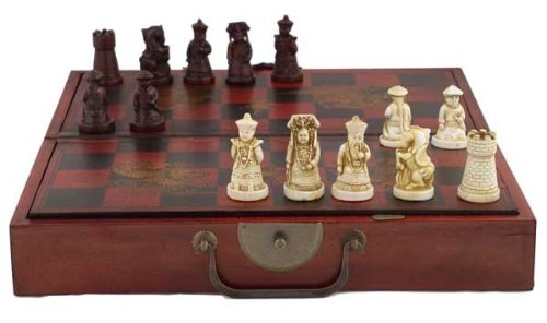 Collectible Chinese Antique Style Chess Game Set Ebay